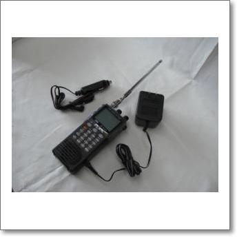 AOR AR-8200MK3 Wide Band Handy Receiver 530kHz-3000MHz Japan NEW